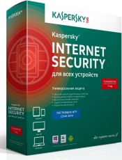 Антивирус Kaspersky Internet Security Multi-Device Russian Edition 1 год на 2 ПК